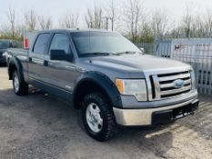 Ford F-150 XLT Edition 3.5L V6 Eco-boost Super-Crew 4x4 - '2012 Year' - Air Con - No Vat save 20%
