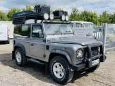 Land Rover Defender 90 Hard Top 2.4 TDCI 2007 '57 Reg' **Expedition Style** 4 Seats 4x4 *