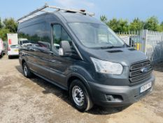 Ford Transit 2.2 TDCI 100 L3 H2 T350 2015 '65 Reg' - Panel Van - LCV - Grey