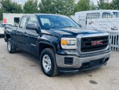 ** ON SALE ** GMC Sierra 4.3L V6 1500 Double-Cab 2014 '2014 Year' 6 seats - Air Con - Pick-up -