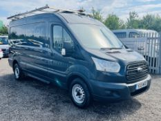 ** ON SALE ** Ford Transit 2.2 TDCI 100 L3 H2 T350 2015 '15 Reg' - Panel Van - LCV - Grey