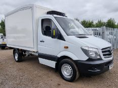 Mercedes-Benz Sprinter 2.1 313 CDI Fridge/Freezer Luton Box 1015 '15 Reg' Carrier Unit *AUTOMATIC*