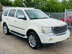 ** ON SALE **Chrysler Aspen 5.7 Hemi 2008 Limited Spec ( 2008 Year ) SUV 'AWD' 7 seats - LHD - *