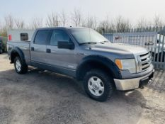 ** ON SALE **Ford F-150 XLT Edition 3.5L V6 Eco-boost Super-Crew 4x4 - '2012 Year' - Air Con -