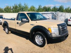 Ford F-150 4.6L V8 Single-Cab '2010 Year' Air Con - Fresh Import - No vat Save 20% - **No Reserve**