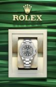 Rolex Yacht Master 40mm Oystersteel and platinum 2020 Year Slate Dial ** Full Set**