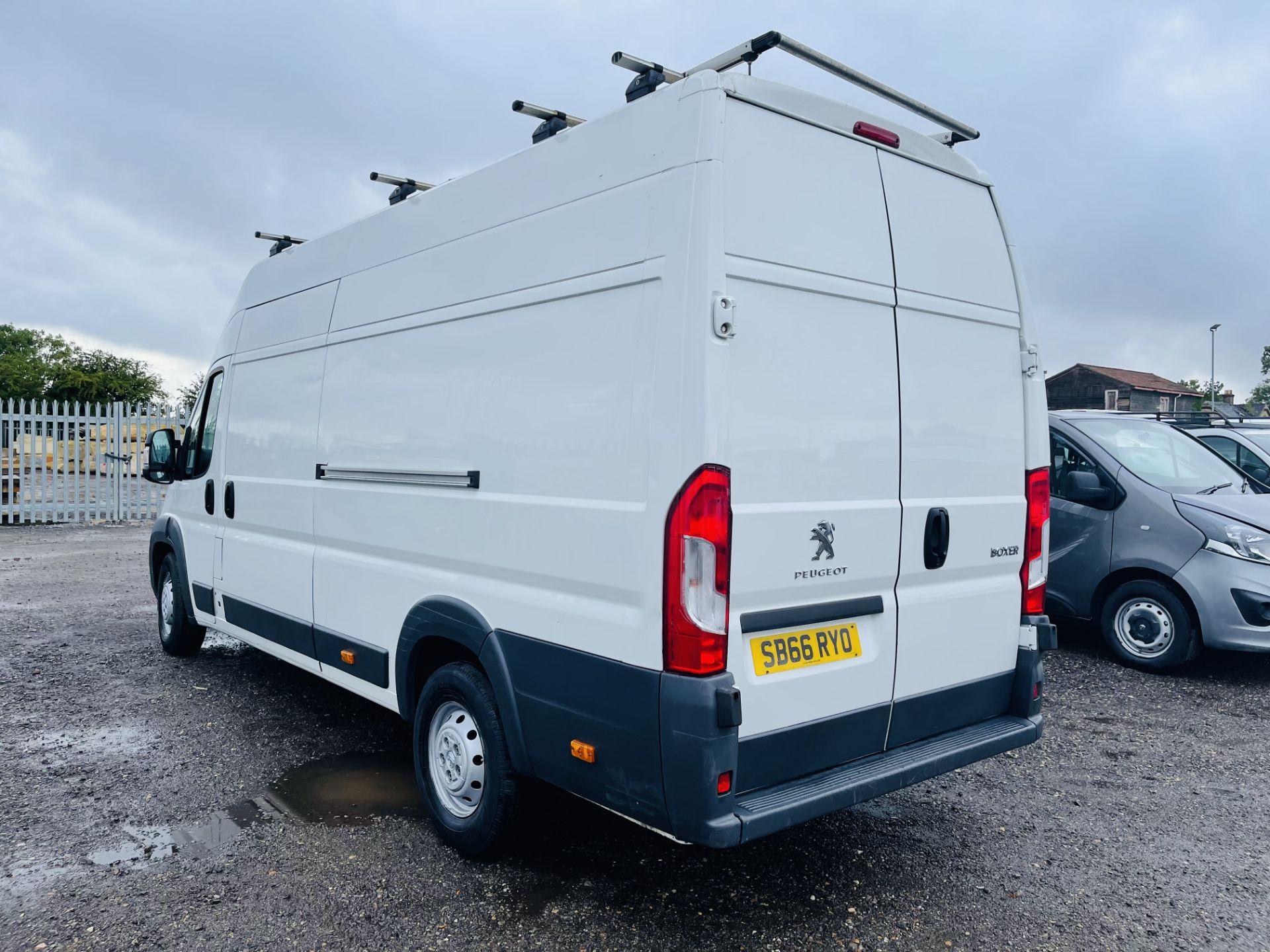 ** ON SALE ** Peugeot Boxer 2.0 BlueHDI L4 H3 2017 '66 Reg' Panel Van - LCV - Euro 6b ULEZ Compliant - Image 10 of 18