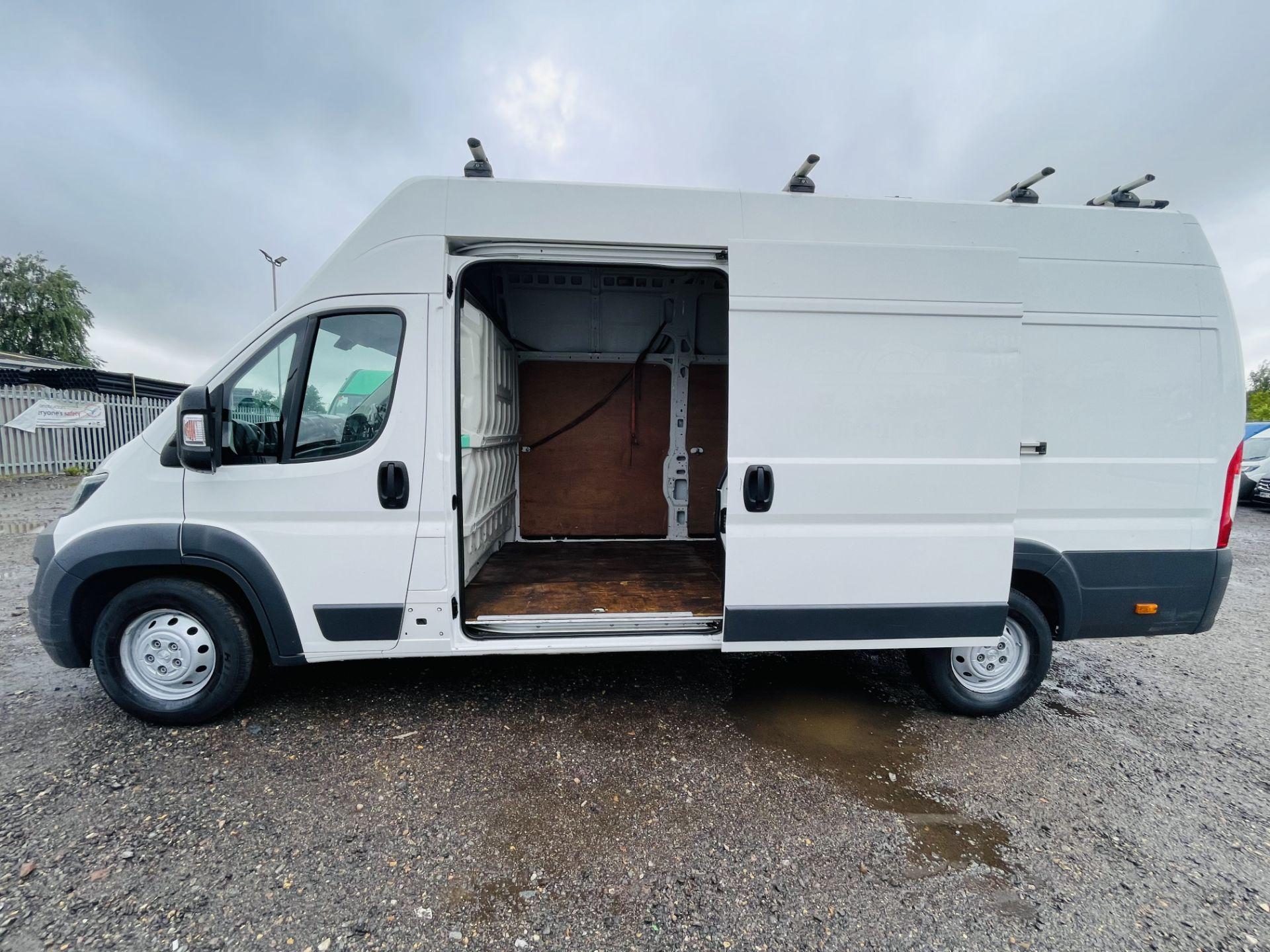 ** ON SALE ** Peugeot Boxer 2.0 BlueHDI L4 H3 2017 '66 Reg' Panel Van - LCV - Euro 6b ULEZ Compliant - Image 9 of 18
