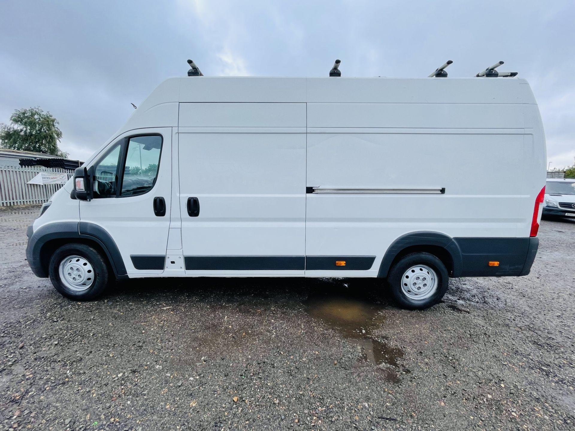 ** ON SALE ** Peugeot Boxer 2.0 BlueHDI L4 H3 2017 '66 Reg' Panel Van - LCV - Euro 6b ULEZ Compliant - Image 6 of 18