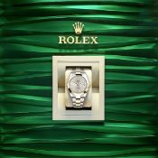 **BRAND NEW** Rolex Date-Just 41mm Oystersteel and Yellow Gold - Silver dial - Oyster Bracelet