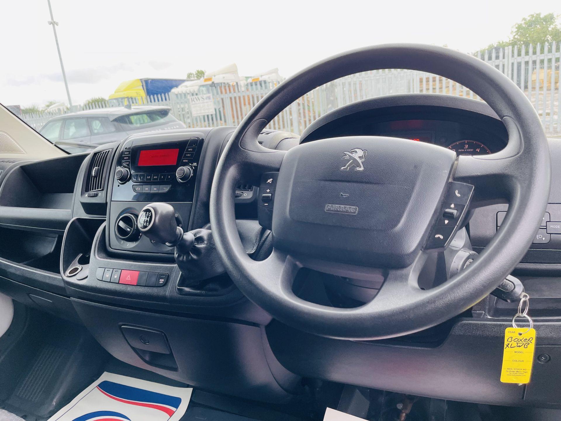 ** ON SALE ** Peugeot Boxer 2.0 BlueHDI L4 H3 2017 '66 Reg' Panel Van - LCV - Euro 6b ULEZ Compliant - Image 17 of 18