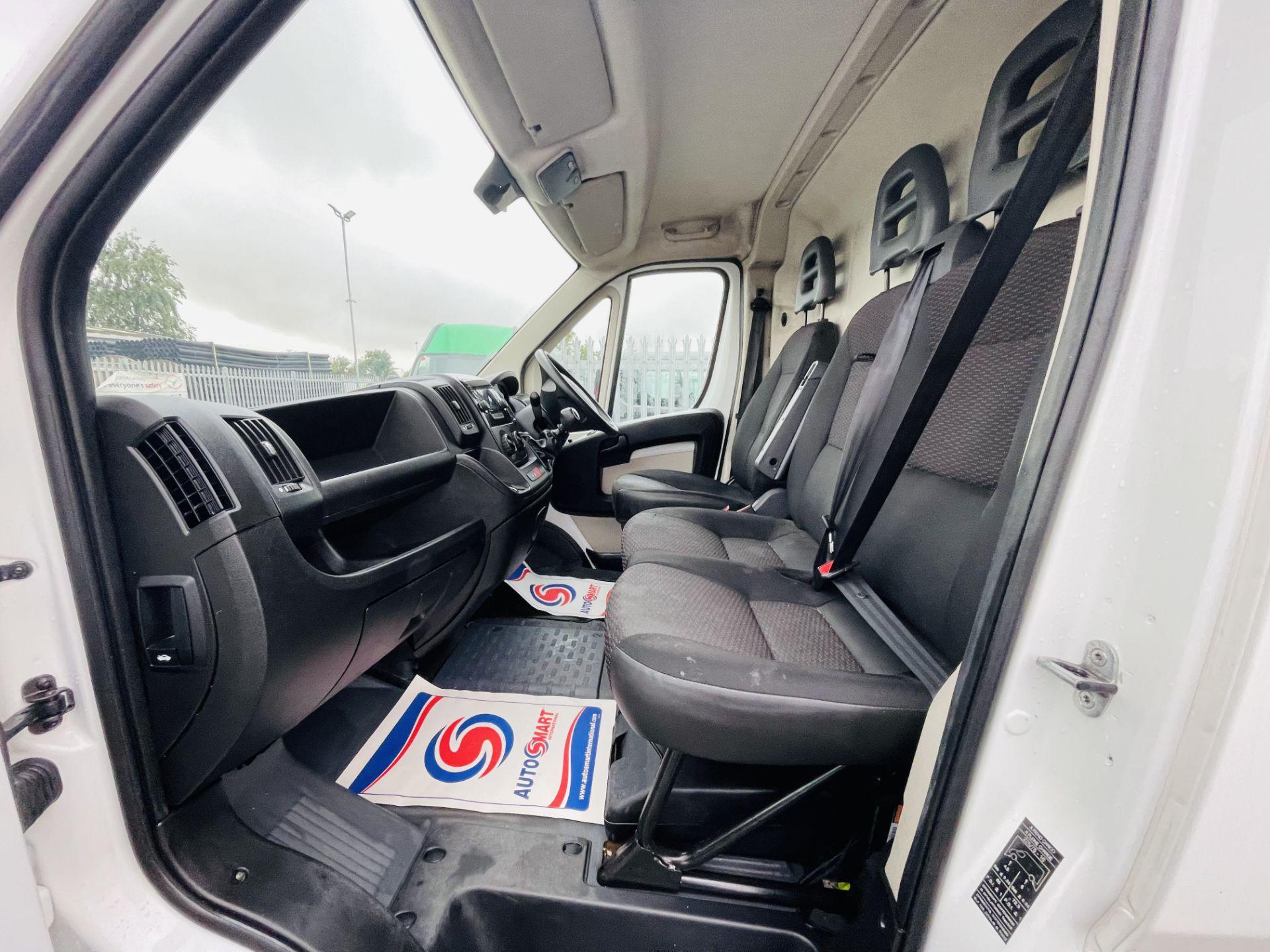 ** ON SALE ** Peugeot Boxer 2.0 BlueHDI L4 H3 2017 '66 Reg' Panel Van - LCV - Euro 6b ULEZ Compliant - Image 7 of 18