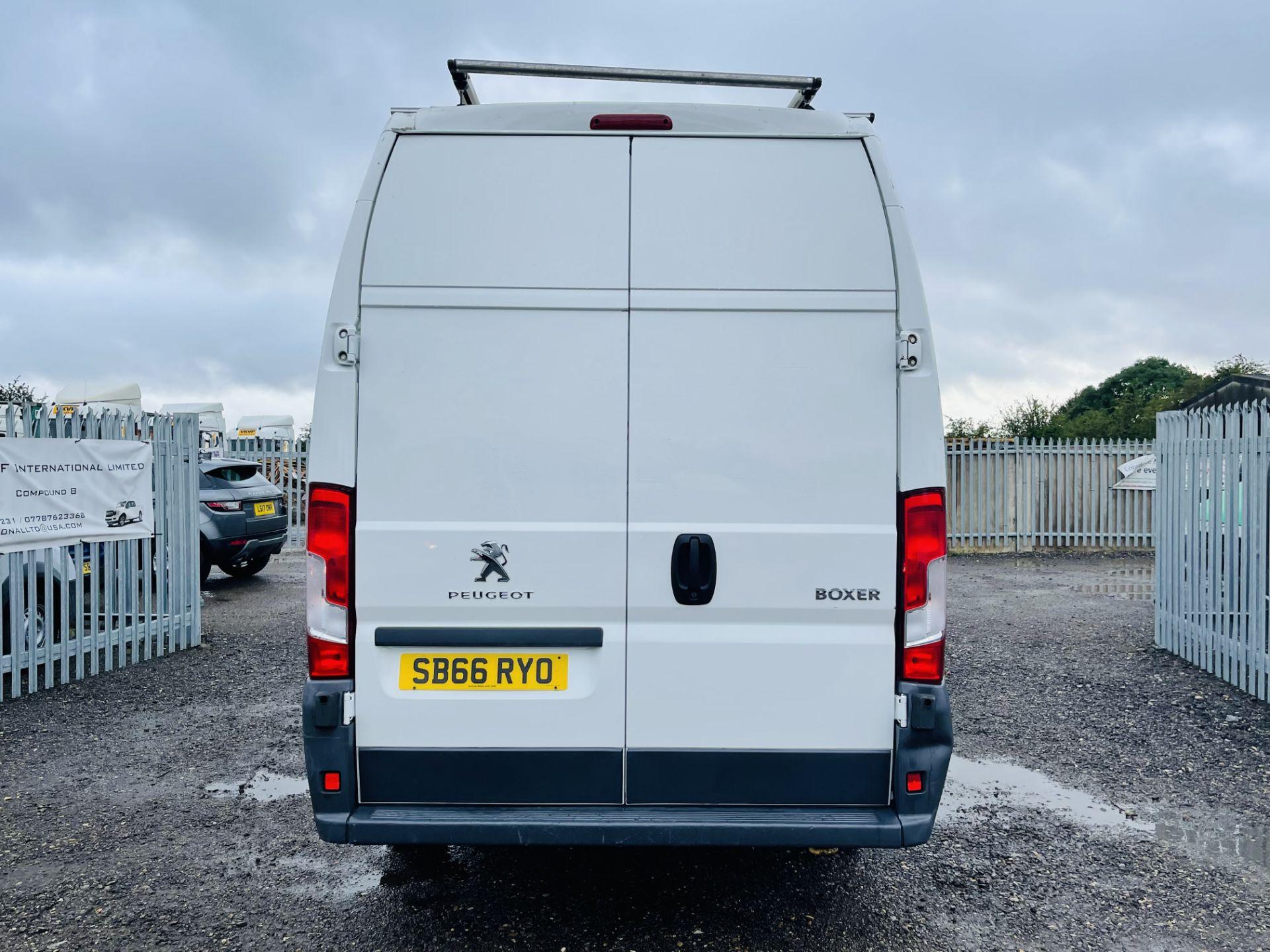 ** ON SALE ** Peugeot Boxer 2.0 BlueHDI L4 H3 2017 '66 Reg' Panel Van - LCV - Euro 6b ULEZ Compliant - Image 11 of 18