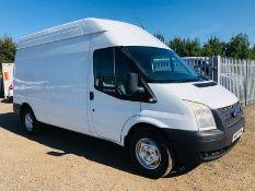 Ford Transit 2.2 TDCI 125 T350 L3 H3 2013 '13 Reg' Panel Van