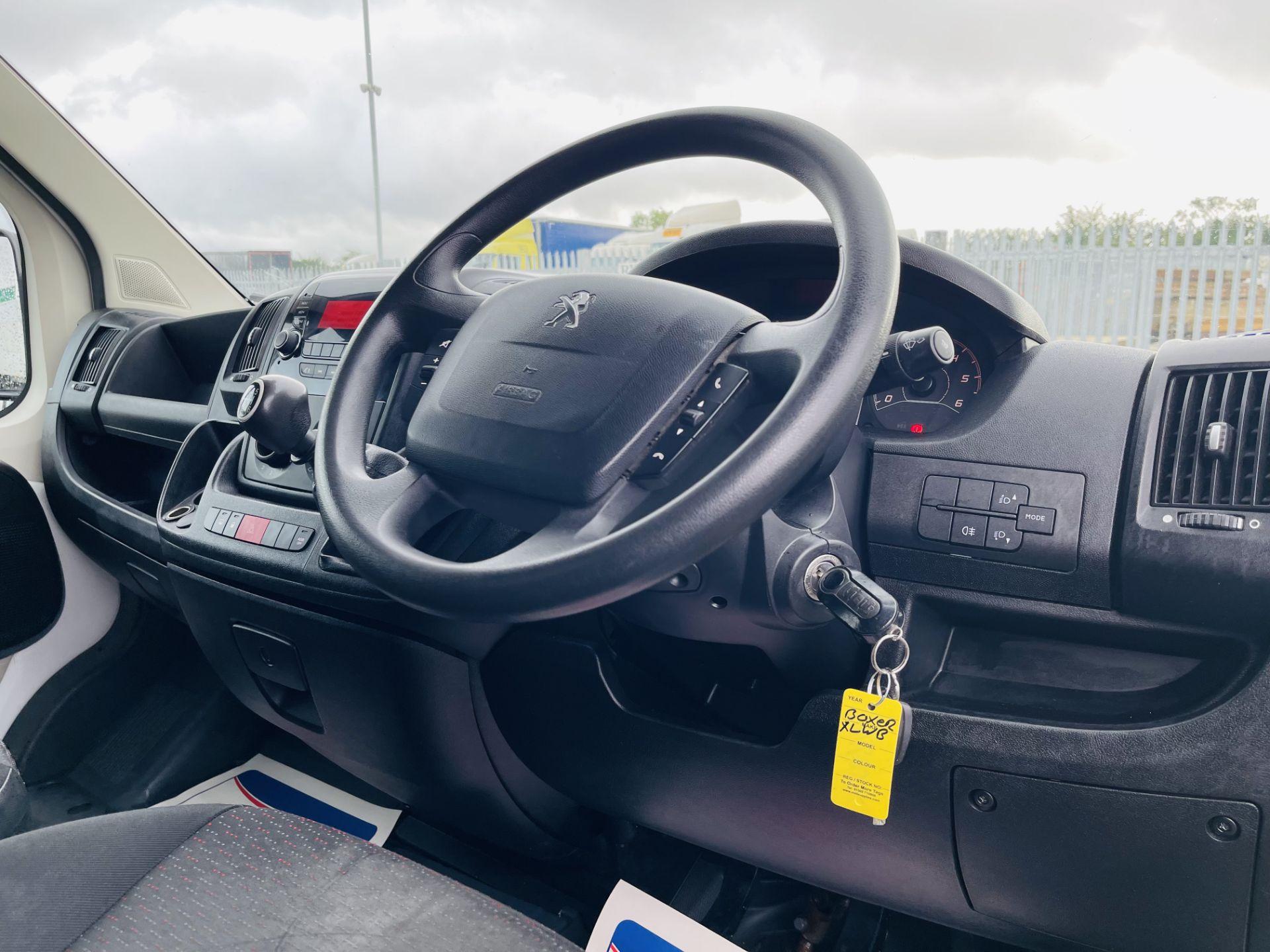 ** ON SALE ** Peugeot Boxer 2.0 BlueHDI L4 H3 2017 '66 Reg' Panel Van - LCV - Euro 6b ULEZ Compliant - Image 16 of 18