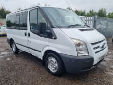 Ford Transit 2.2 Trend 2013 '13 Reg' 9 seats - Air Con - Cruise Control