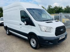** ON SALE ** Ford Transit 2.2 TDCI T350 L3 H3 2015 '65 Reg' Sat Nav - Panel Van - LCV