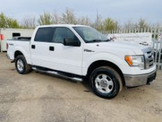 ** ON SALE ** Ford F-150 XLT 4.6L V8 Super-crew 4WD 2010 ' 2010 Year' 6 Seats - Air con -