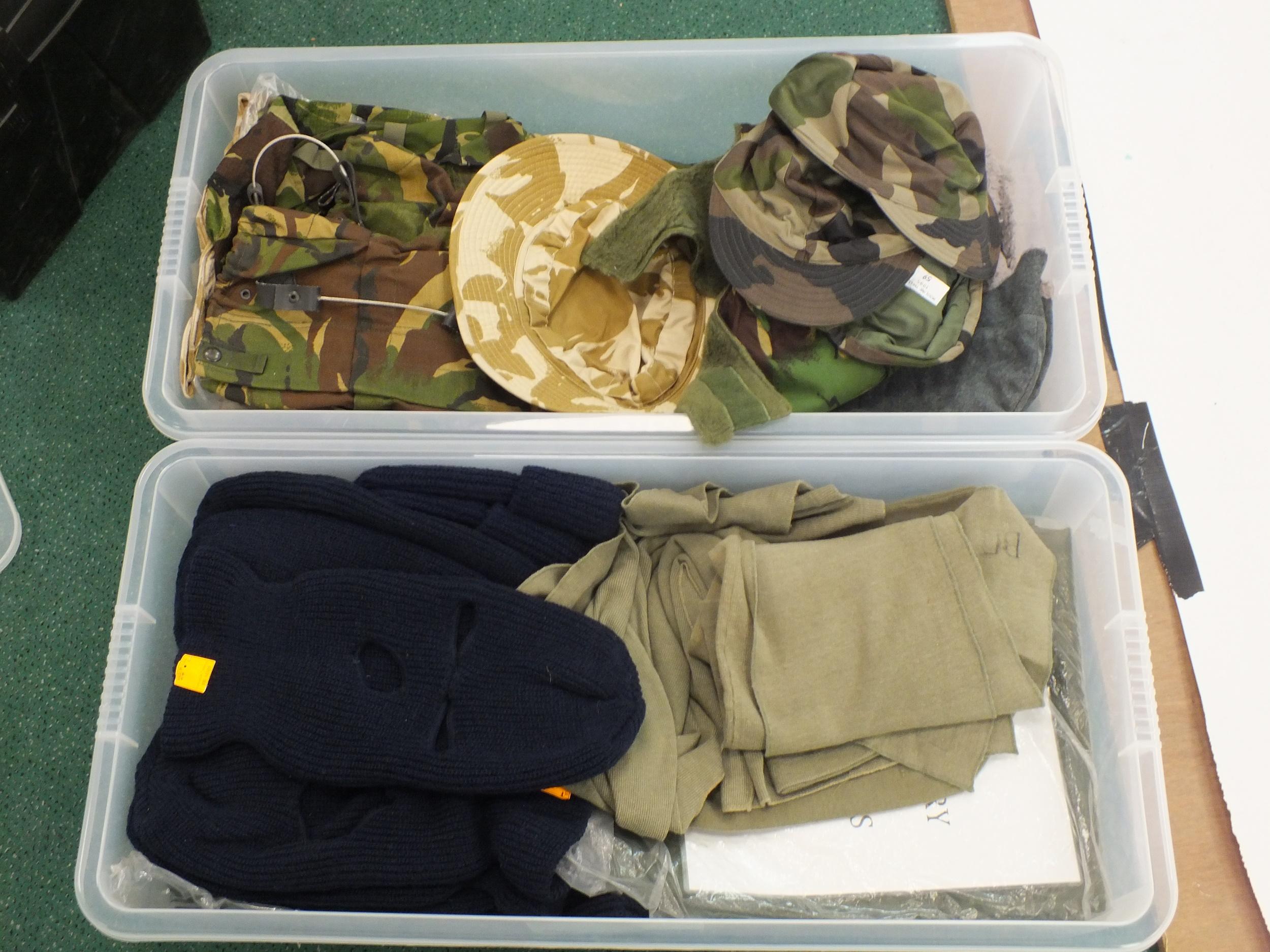 Large quantity of military surplus etc - Image 2 of 4