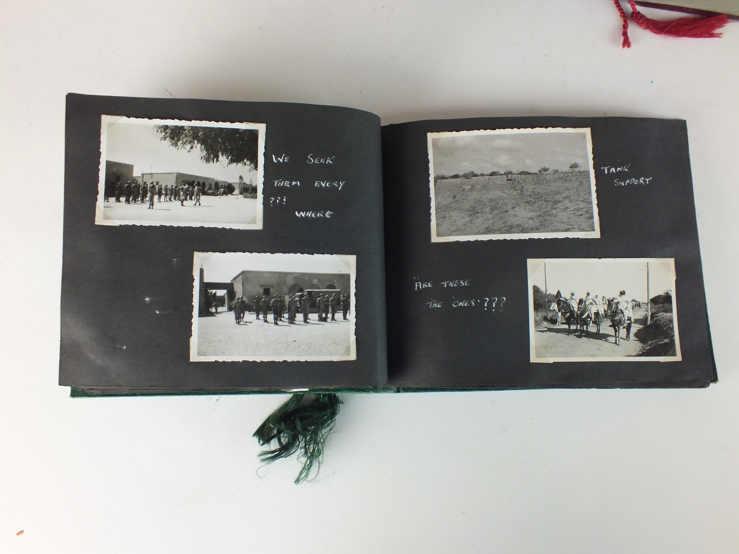 Palestinian and Royal Interest - three photograph albums - Image 8 of 9