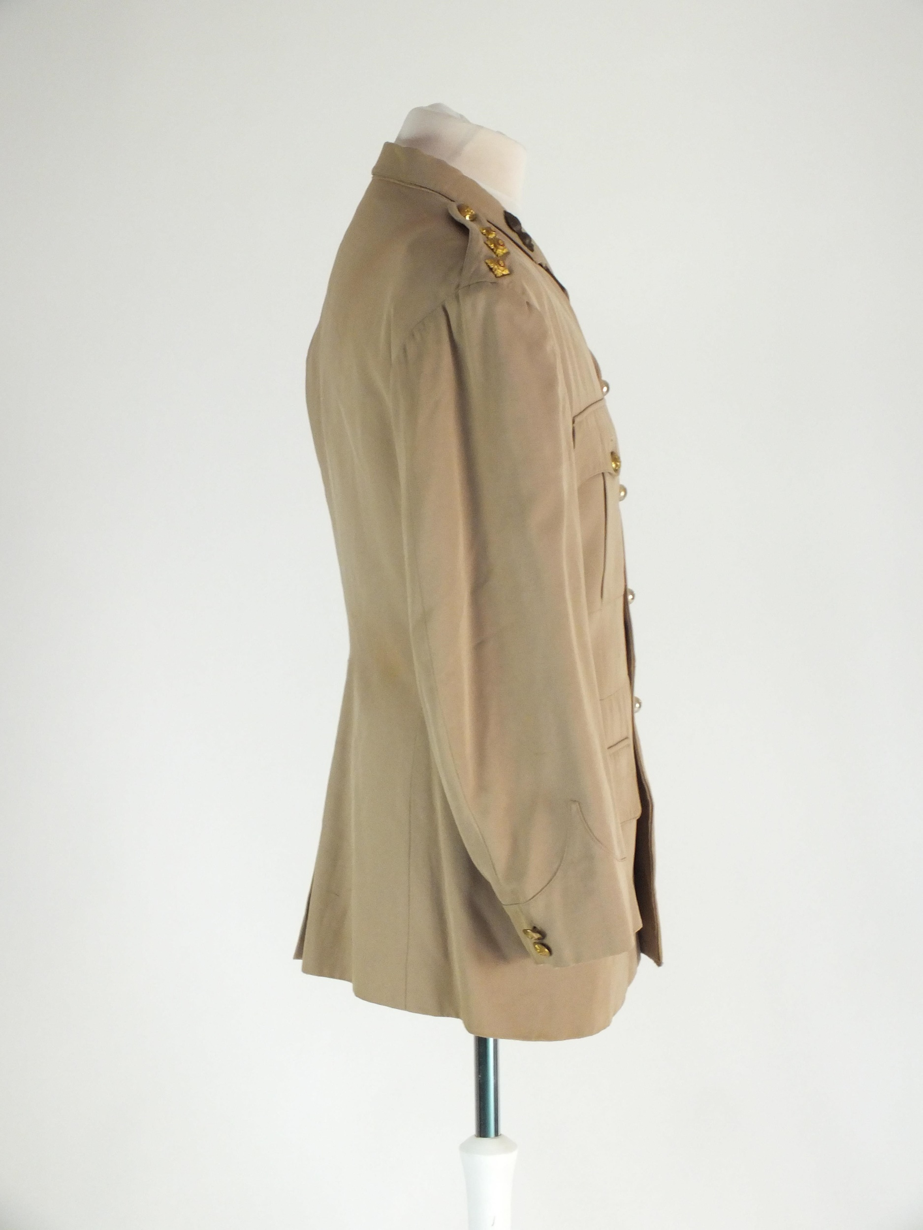 RAF and Royal Engineers tropical summer dress uniform - Image 5 of 7