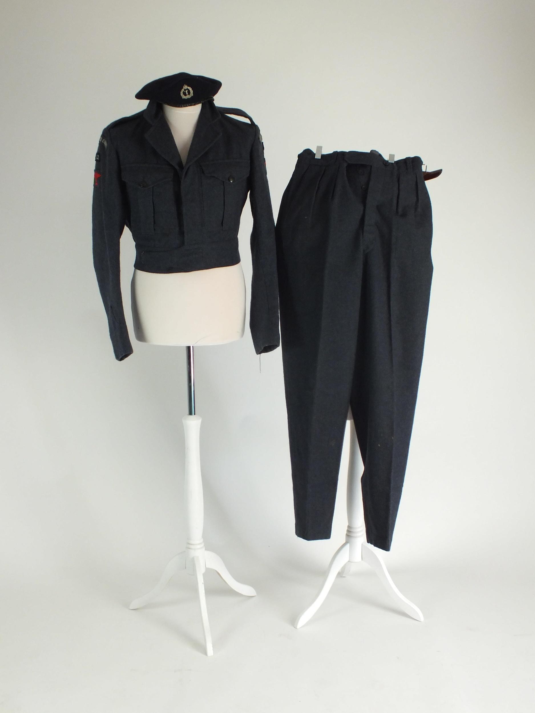 Royal Observer Corps uniform