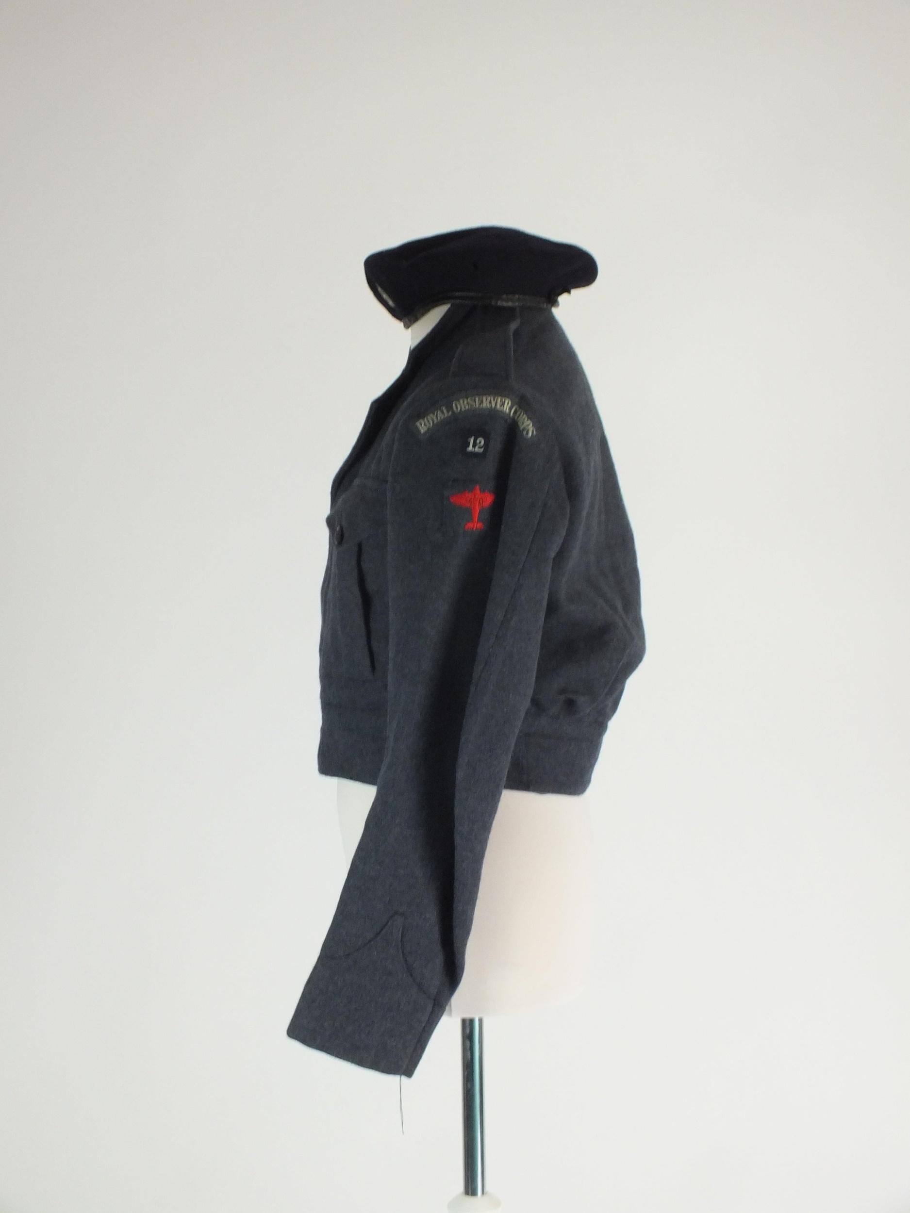 Royal Observer Corps uniform - Image 4 of 4