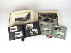 Palestinian and Royal Interest - three photograph albums