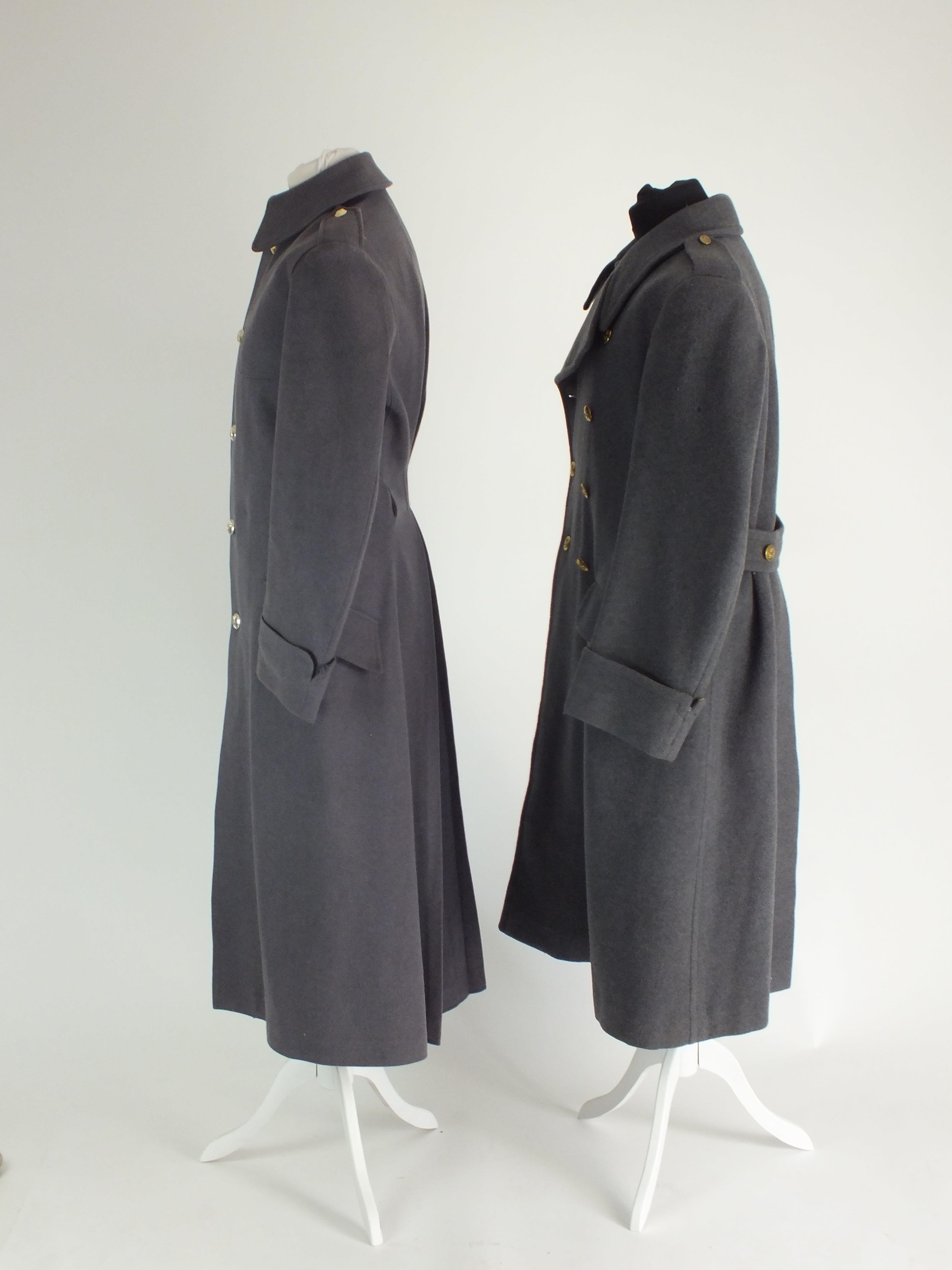 British Army and RAF greatcoats - Image 4 of 5