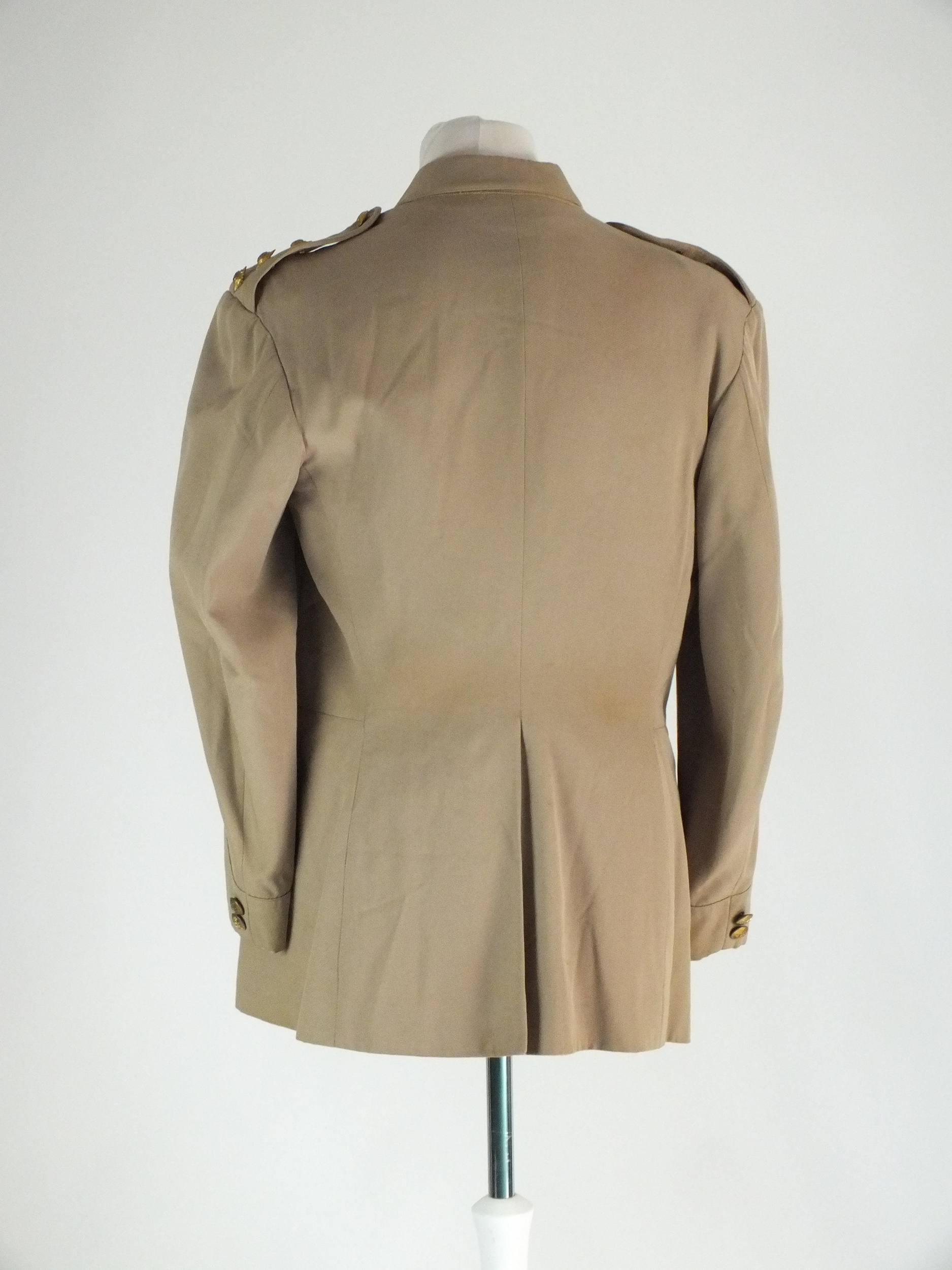 RAF and Royal Engineers tropical summer dress uniform - Image 7 of 7