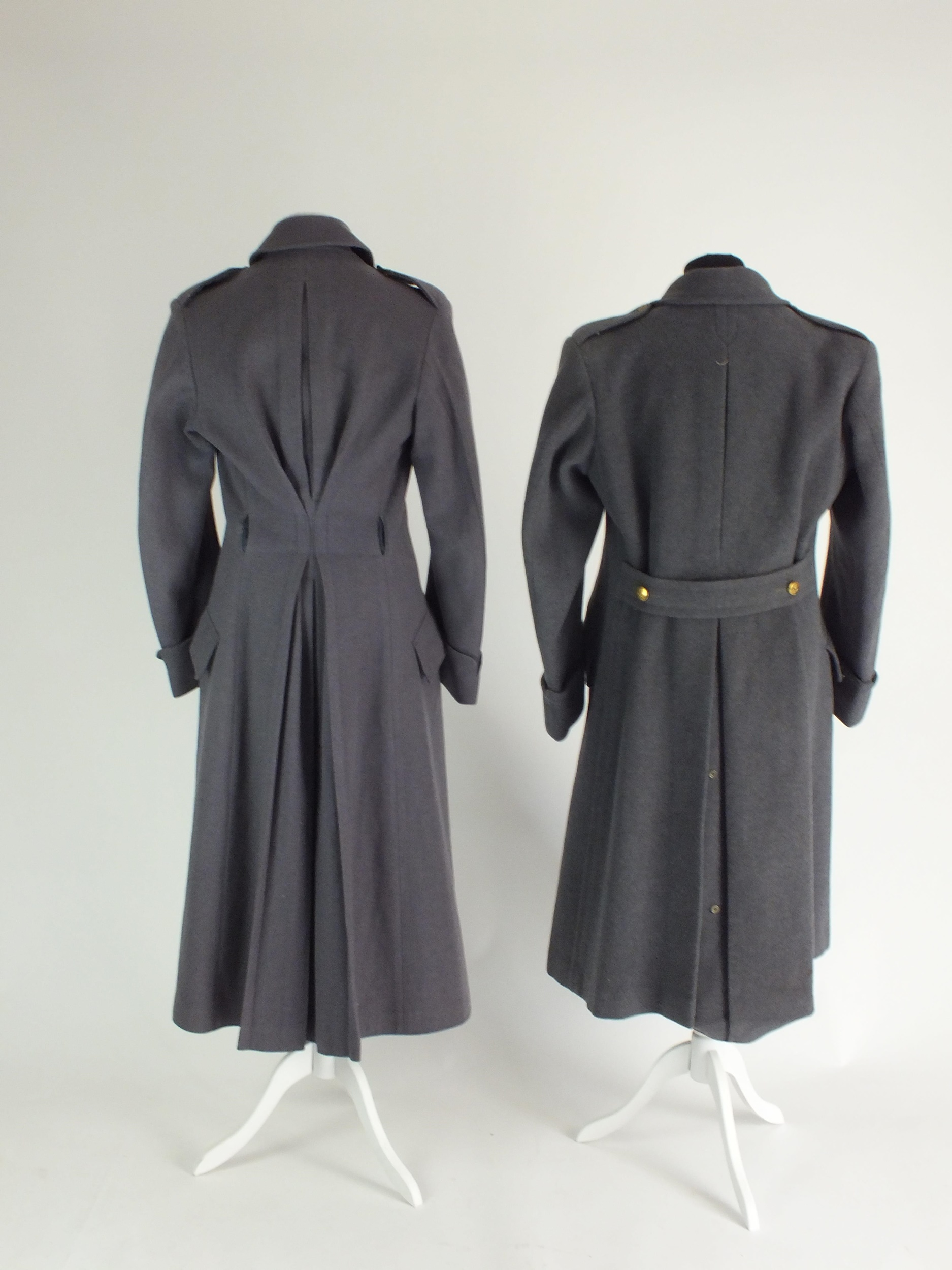 British Army and RAF greatcoats - Image 2 of 5