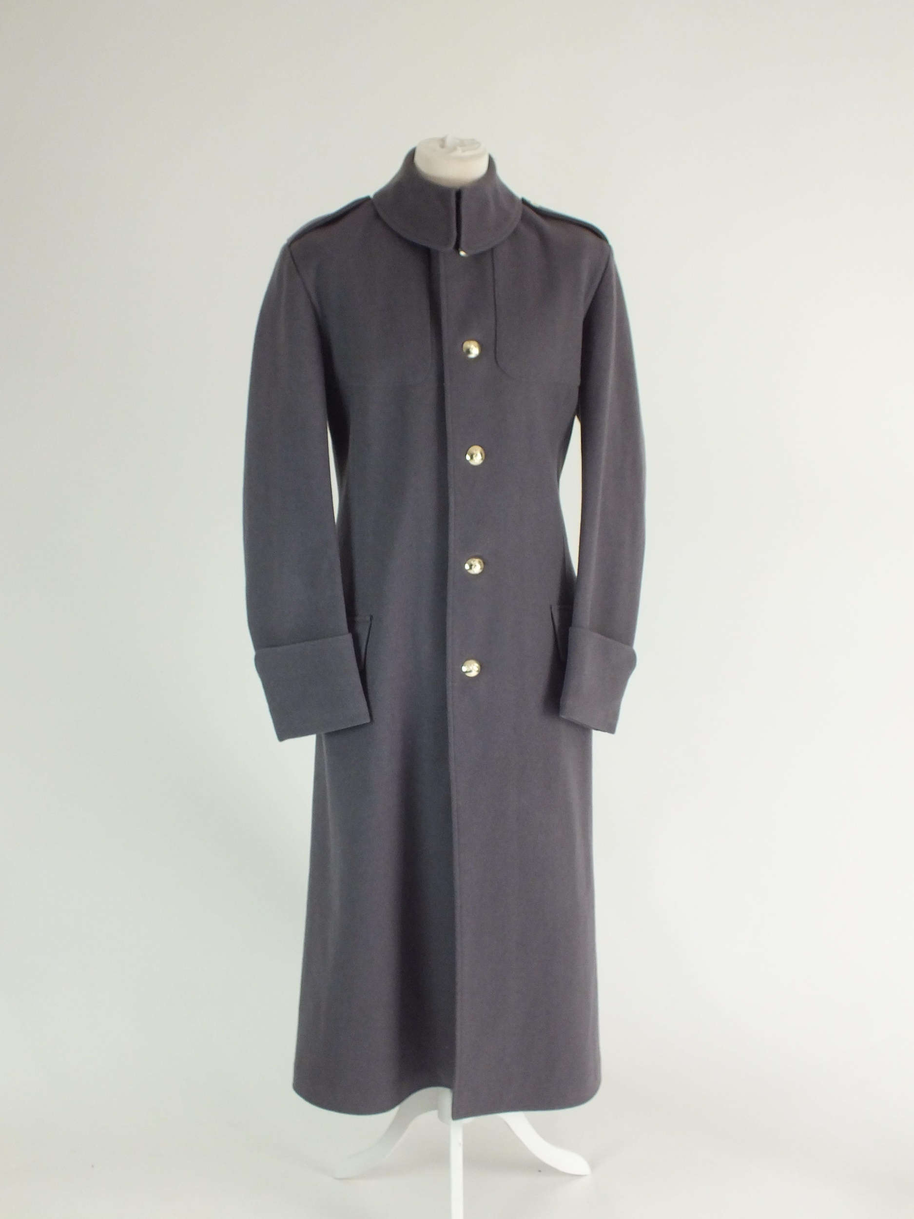 British Army and RAF greatcoats - Image 5 of 5