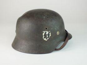 German Third Reich M42 helmet
