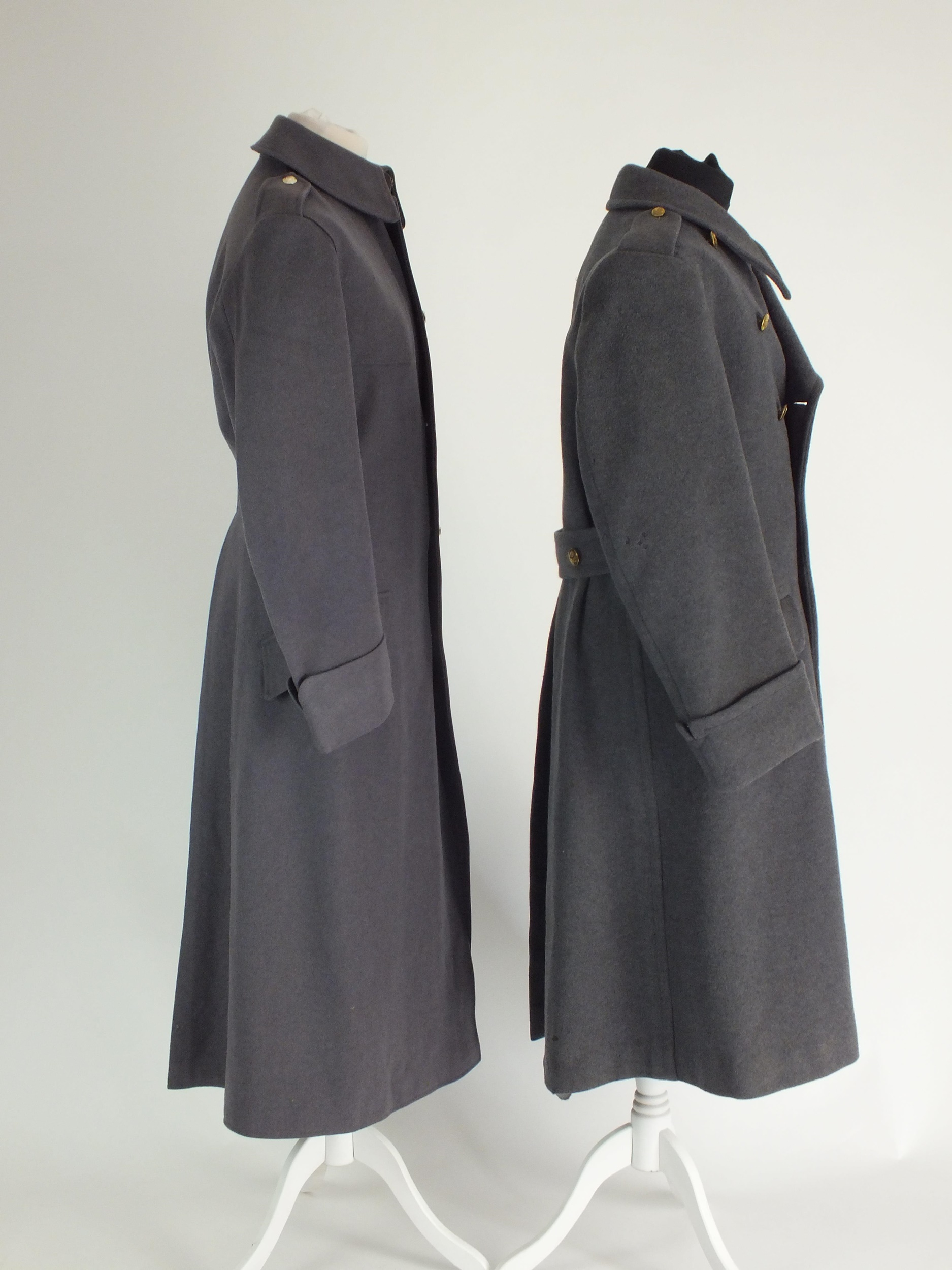 British Army and RAF greatcoats - Image 3 of 5