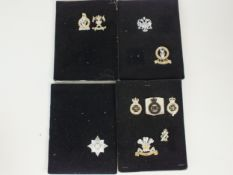 A large assortment of hundreds of anodised buttons including R.A.F, Royal Artillery, R.A.M.C,