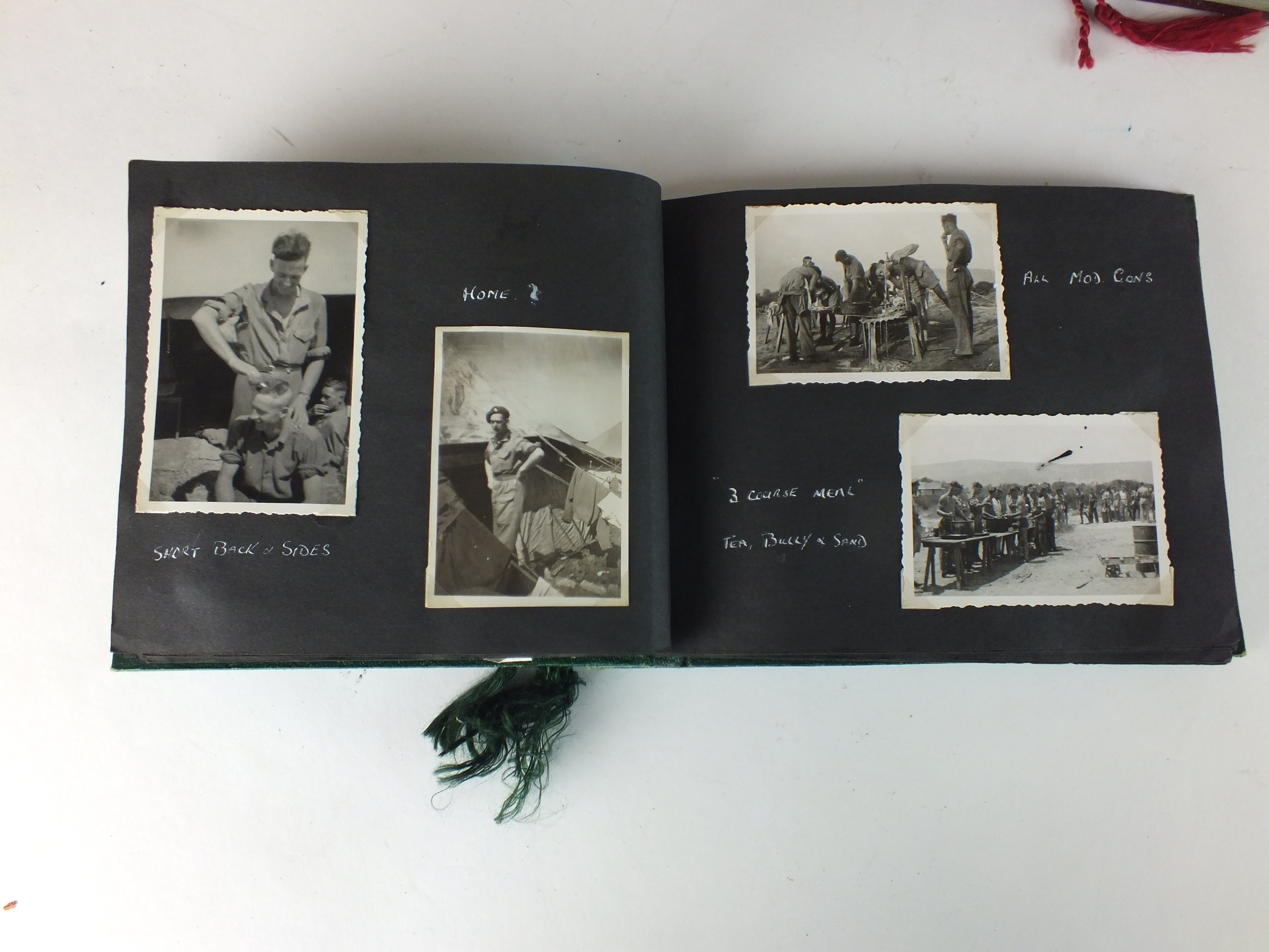 Palestinian and Royal Interest - three photograph albums - Image 9 of 9