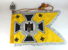 Reproduction German Signals Corps standard