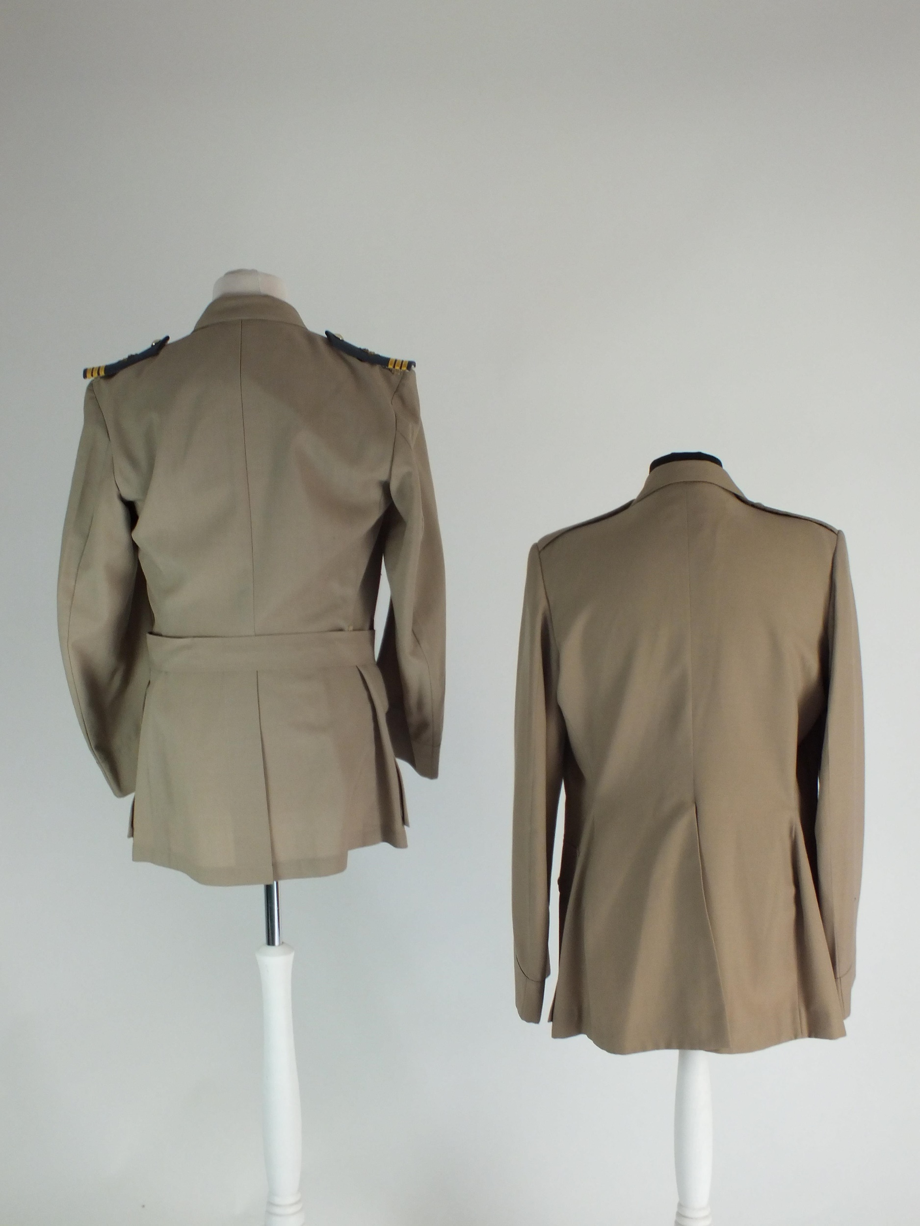 RAF and Royal Engineers tropical summer dress uniform - Image 2 of 7