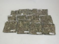 Approximately twenty-seven pairs of Cooneen Watts and Stone military camouflage combat shorts