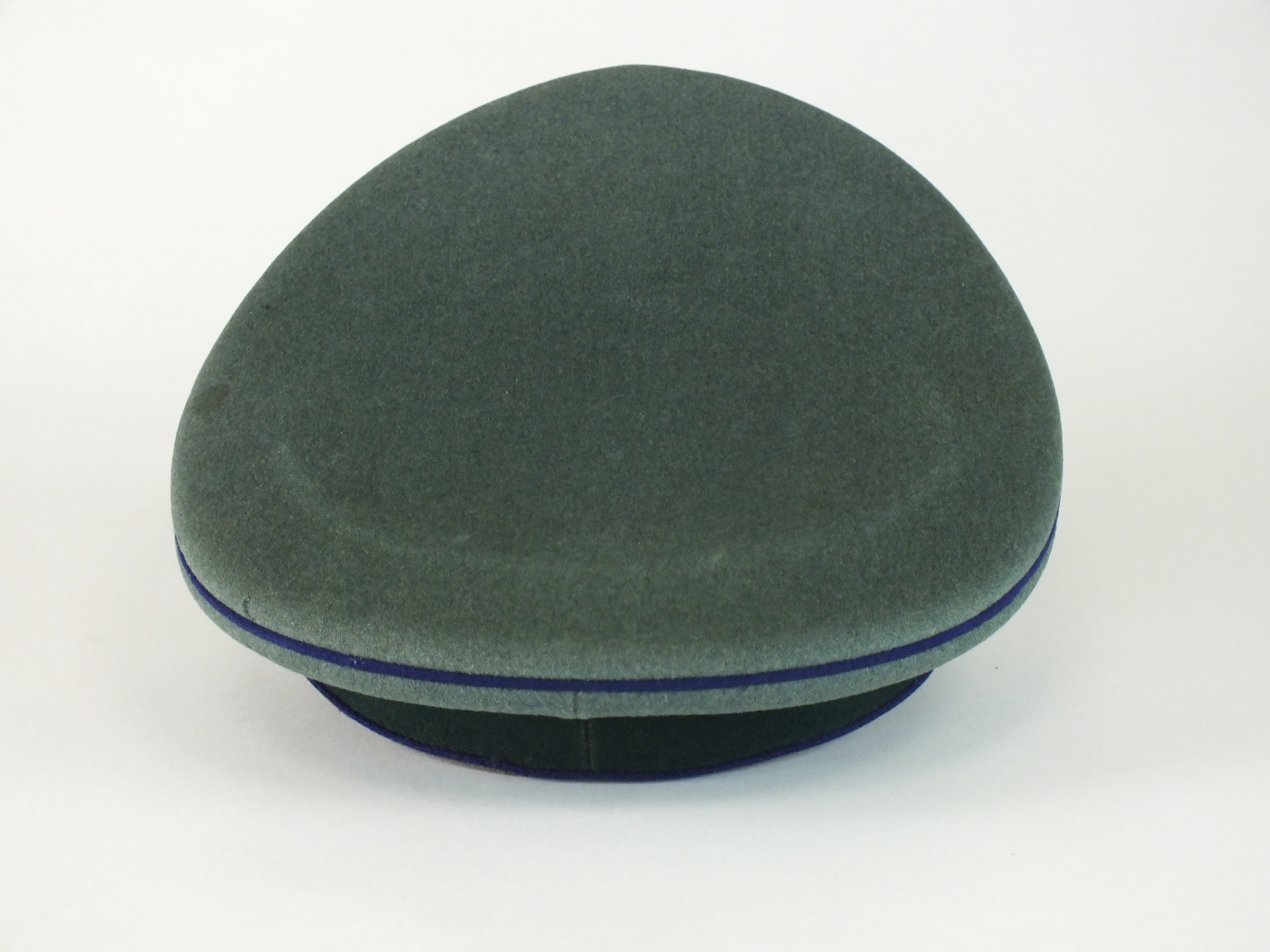 German Third Reich Army Medical Officer's visor - Image 4 of 5