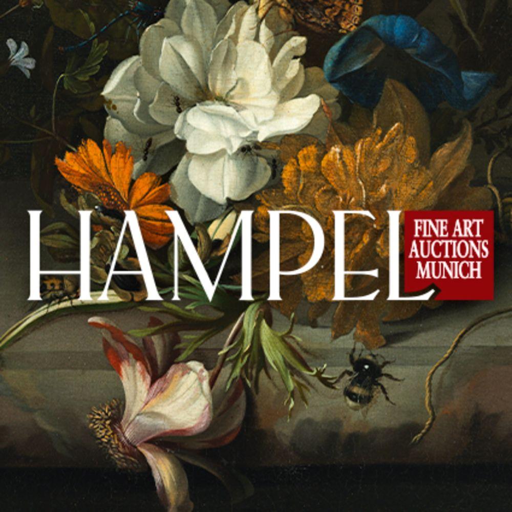 June auctions - 24 and 25 June 2021 - Hampel Fine Art Auctions