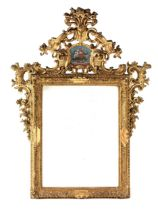 Römischer Barock-Spiegel