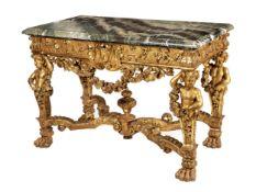 Bedeutende Louis XIV-Konsole