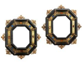 Paar italienische Barock-Rahmen