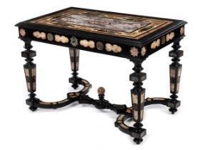 Pietra dura-Tisch