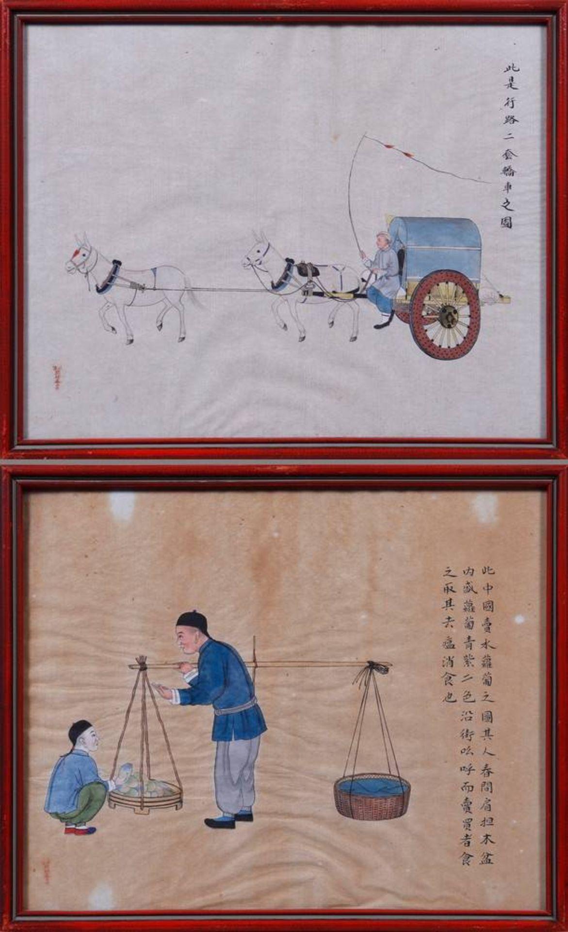 Zhou Peichun (China, tätig Ende 19.Jh./Anfang 20.Jh.)