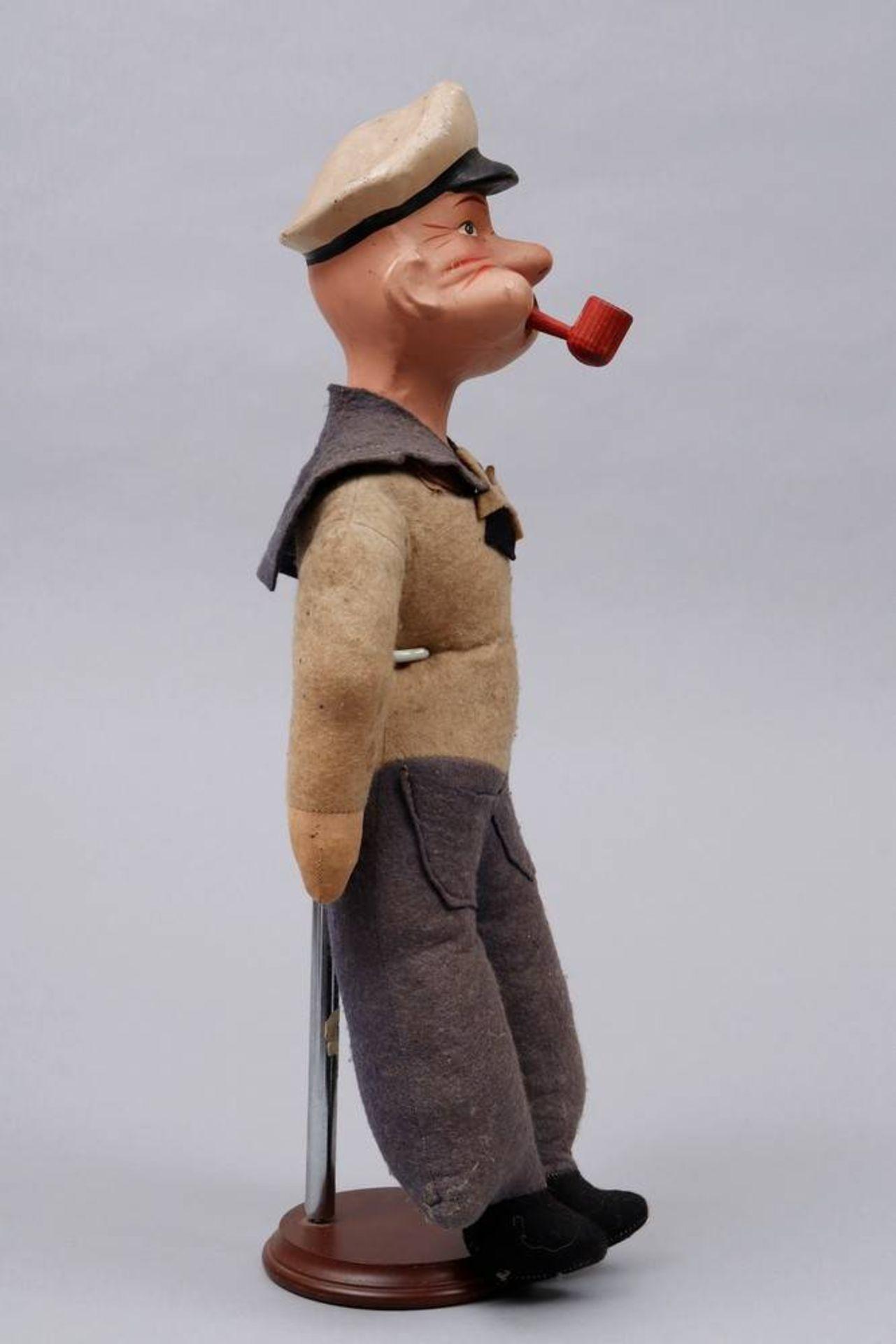 """Puppe, """"Popeye"""", wohl deutsch, um 1930 - Bild 2 aus 6"""
