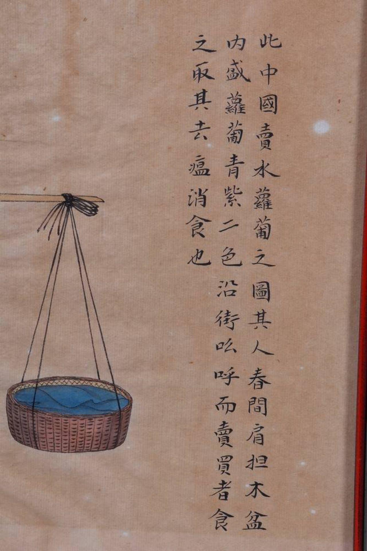 Zhou Peichun (China, tätig Ende 19.Jh./Anfang 20.Jh.) - Image 3 of 5