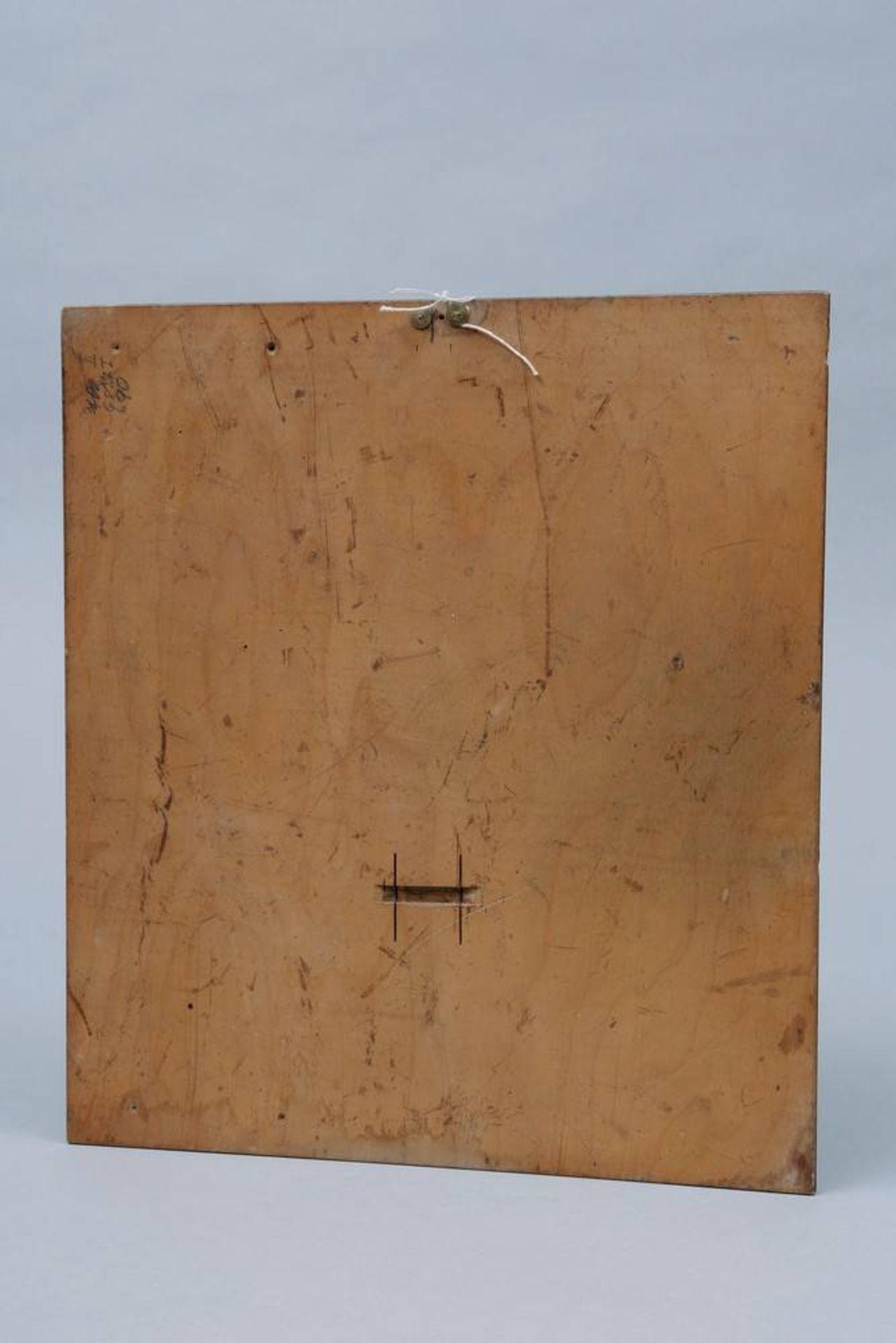 """Kalender-Werbetafel, """"Schlesischer Dampfer-Co-Berliner Lloyd Akt-Gez"""", um 1920/ - Bild 2 aus 3"""