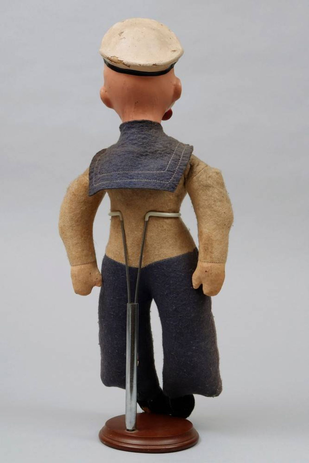 """Puppe, """"Popeye"""", wohl deutsch, um 1930 - Bild 3 aus 6"""